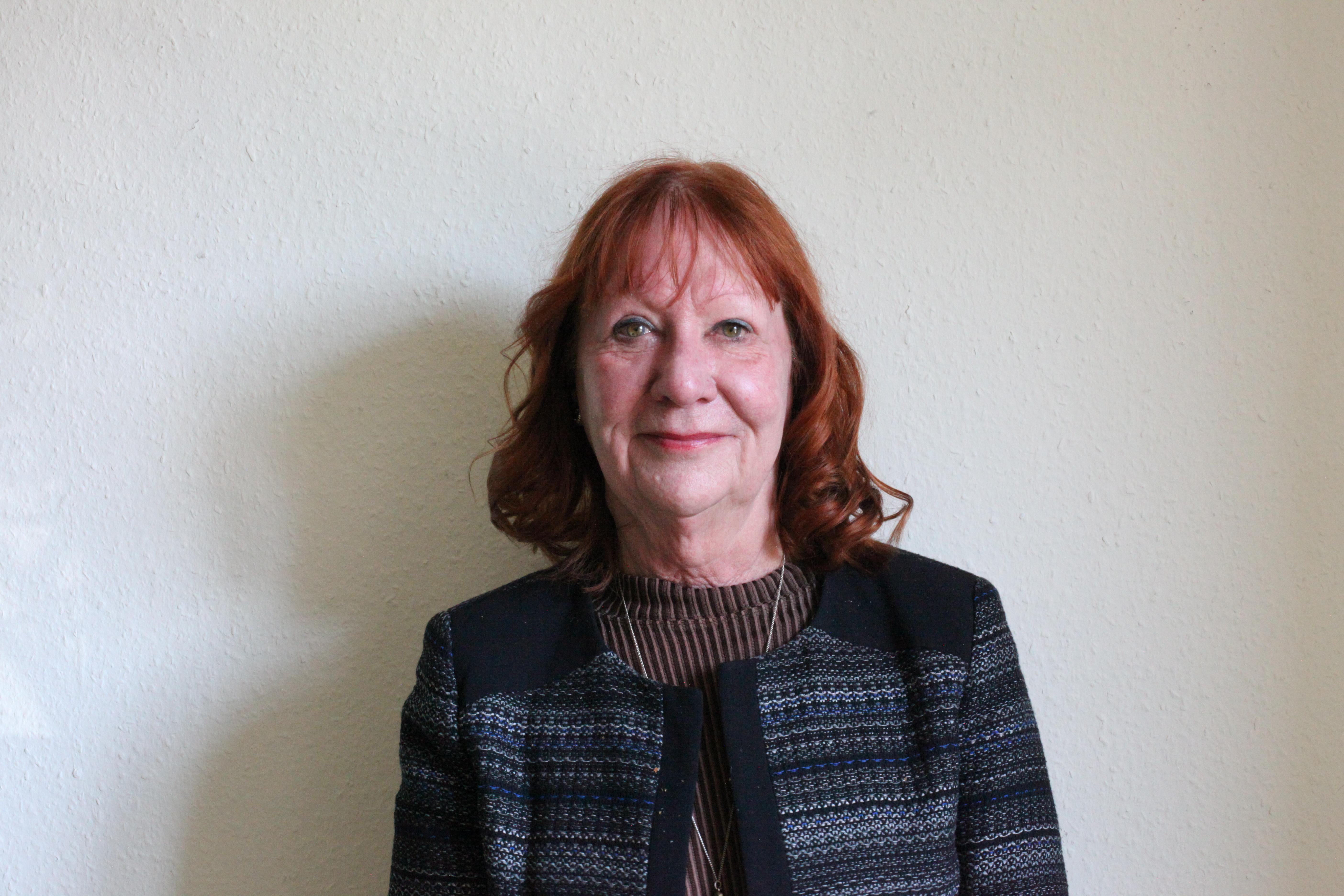 Brigitte Large - German Teacher