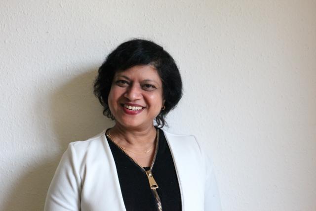 Sita Vengadabady - English Teacher